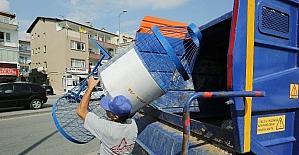 Yenimahalle'ye çipli atık pet şişe toplama kumbarası