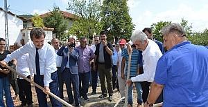 Yenişehir Belediyesi'nden lojman