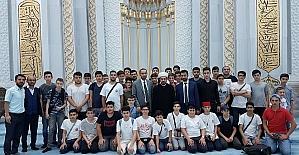 Yurt dışında yaşayan öğrencilere Türkiye gezisi