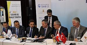 300 milyon avroluk dev yatırımın yer tahsisi sözleşmesi imzalandı