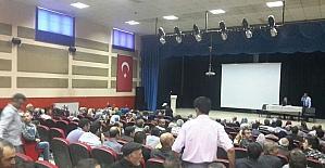 50 geçici işçi için 300 kişi müracaat etti
