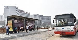 Adana Şehir Hastanesi'ne kesintisiz toplu taşıma hizmeti