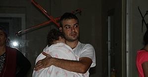 Adana'da apartmanda çıkan yangın korkuttu