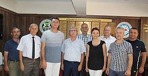 AGC'den ASKF Aydın İl Temsilciliğine ziyaret