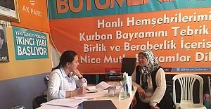 AK Parti Kadın Kollarında kongre süreci başladı