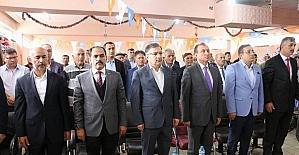 AK Parti'de Sivas ilçe kongreleri