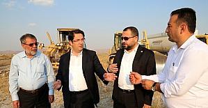 Aksaray'da 375 milyon liralık dev yatırım için çalışmalar başladı