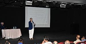 Alanya belediyesi eğitim seminerleri devam ediyor
