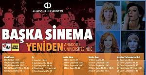 """Anadolu Üniversitesi'nde yeniden """"Başka Sinema"""" günleri"""