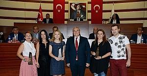 Antalya'nın en güzel vitrinleri ödüllendirildi