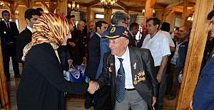 Ardahan'da Gaziler onuruna yemek verildi