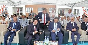 """Bakan Özhaseki: """"15 yıl içerisinde 7 buçuk milyon konutu baştan sona yenileceğiz"""""""