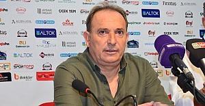 Balıkesirspor Baltok - Çaykur Rizespor maçının ardından