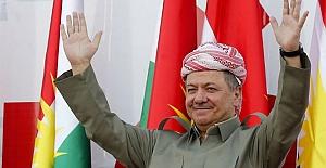 Barzani Türkiye açıklaması yaptı