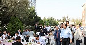Başkan Çiftçi Ahilik Kültürü Haftası etkinliklerine katıldı