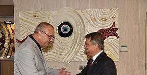 Başkan Ergün'den Ahmetli'ye iki müjde
