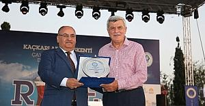 Başkan Karaosmanoğlu, Rize Tanıtım Günleri etkinliğine katıldı