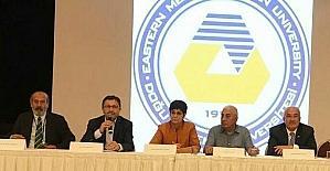 Başkan Kocamaz, 'Uluslararası Kentsel Politikalar Konferansı'na katıldı