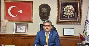 Belediye Başkanı Haluk Alıcık'ın Türk Dil Bayramı mesajı