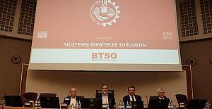 """BTSO Başkanı Burkay: """"İş dünyası olarak Kuzey Irak'taki bu hamleyi tanımıyoruz"""""""