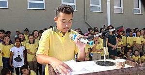 Burhaniye'de İlköğretim Haftası kutlandı