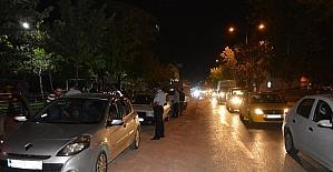 Bursa'da huzur operasyonunda 8 gözaltı