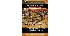 Büyükşehir'den antik kentte film müzikleri dinletisi