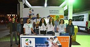 Büyükşehir'den Sosyal Gençlik Masası