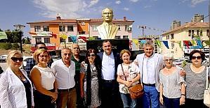 Çankaya'ya bir nefes daha: İshak Öztürk Parkı açıldı