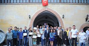 ÇEKÜL Akademi'nin Kastamonu'daki eğitim programı sona erdi