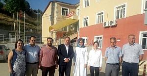 Çelikhan Devlet Hastanesi bölgesinde sağlıkta bir ilke imza attı