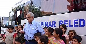 Ceylanpınar Belediyesinden STK'lara destek