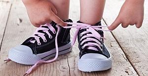Çocuk ayakkabılarında dikkat edilmesi...