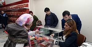 Dosteli Market, 13 bin kişiye ulaştı