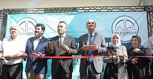 Dulkadiroğlu Belediyesi'nden kırsal alana sosyal tesis