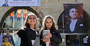 Edirne'de 5. Kitap Fuarı