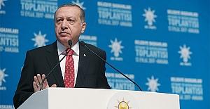 Erdoğan'dan IKBY'ye: Ansızın gelebiliriz