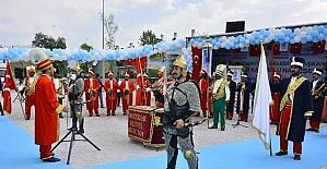 Esenyurt Belediyesinden Tuşba'ya yeni park