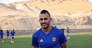 Evkur Yeni Malatyaspor golcüsü iddialı konuştu