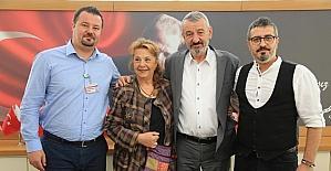 Fatma Belgen, geleceğin yıldızlarını Gaziemir'de yetiştirecek