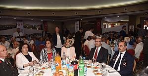 Gaziler Günü'nde Adana Valiliğinden şehit yakınları ile gazilere yemek