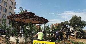 Gebze'de parklar daha yeşil