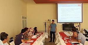Haliliye belediyesinden ISO eğitimi