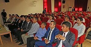 Harran'da ilköğretim Haftası kutlandı