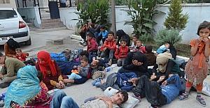 Hatay'da 51 kaçak mülteci yakalandı