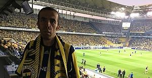 Büyük hayali Kadıköy'de canlı maç izlemekti