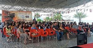 Kadınların sinema kampı Mersin'de başladı
