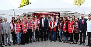 Karabük Üniversitesi'nde 10. yıl etkinlikleri başladı