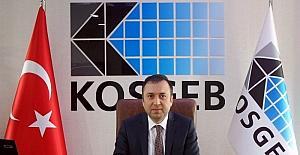 KOSGEB'den imalatçı KOBİ'lere büyük destek