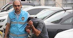 Küçük çocuğu taciz eden şahıs tutuklandı